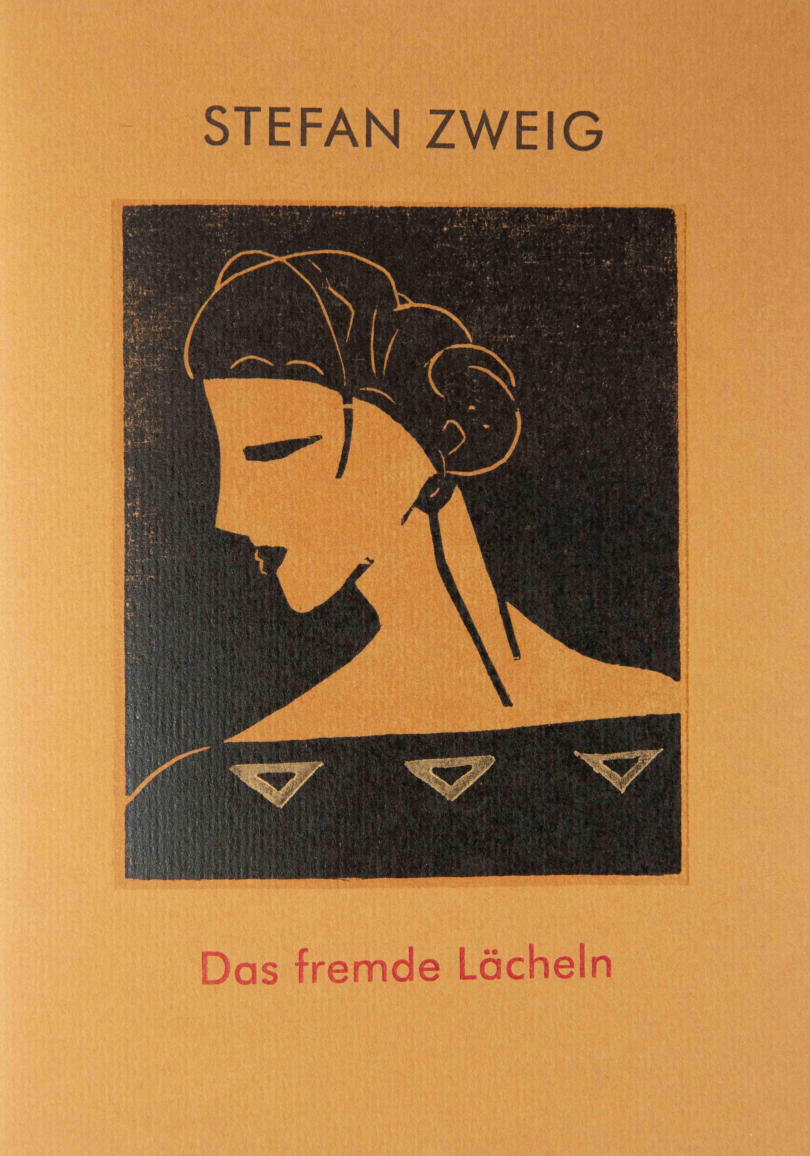 Das fremde Lächeln - Stefan Zweig